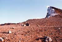 Etna - cratere sommitale bocca ovest  - Etna (3840 clic)