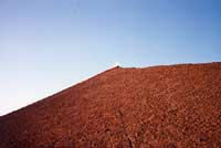 Etna, sommità di un cratere  - Etna (6229 clic)