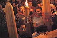 Festa di Sant'Alfio  - Lentini (10030 clic)