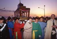 Venerdì Santo a Licodia Eubea - U Signuri a cascia  - Licodia eubea (6667 clic)