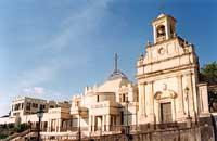 chiesa monumentale di Fleri  - Fleri (7556 clic)