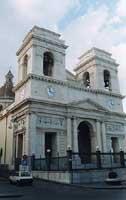 Duomo di Giarre (facciata)  - Giarre (4592 clic)