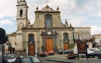 Chiesa Madre (S. Maria delle Grazie)  - Linguaglossa (8979 clic)
