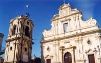 Santa Maria della Stella e Campanile  - Militello in val di catania (7144 clic)
