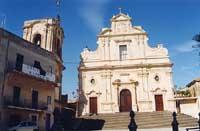Chiesa di Santa Maria della Stella  - Militello in val di catania (5136 clic)