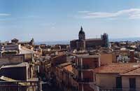 Panorama dalla via Roma  - Militello in val di catania (2688 clic)