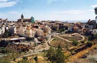 Panorama dal Piano Calvario  - Militello in val di catania (3118 clic)