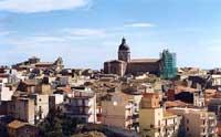 Panorama dal Piano Calvario  - Militello in val di catania (4985 clic)