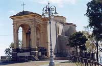 Chiesa del Calvario  - Militello in val di catania (4921 clic)