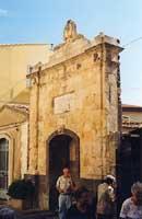 fontana acquedotto ciaramito  - Militello in val di catania (3515 clic)