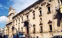 Chiesa ed ex Convento di San Benedetto (Palazzo Municipale)  - Militello in val di catania (7672 clic)