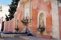 Fontana della Ninfa Zizza  - Militello in val di catania (5180 clic)