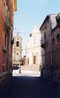 Chiesa di Santa Maria della Stella  - Militello in val di catania (2403 clic)