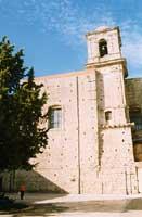 Chiostro Chiesa del Collegio  - Mineo (4523 clic)