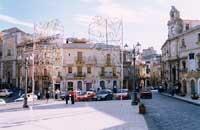 Piazza Ludovico Buglio  - Mineo (11769 clic)