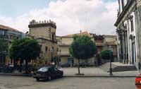Piazza S.Martino  - Randazzo (4440 clic)