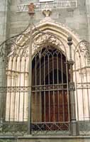 Chiesa Santa Maria ingresso  - Randazzo (2818 clic)