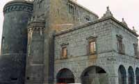 Chiesa Santa Maria retro (detto Tribonia)  - Randazzo (7490 clic)