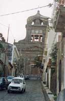 Il Santuario dei Tre Santi Fratelli Martiri S.Alfio, S.Filadelfo e S.Cirino.   - Sant'alfio (4960 clic)