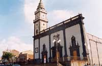 BASILICA MINORE S.CATERINA D'ALESSANDRIA  - Pedara (7941 clic)