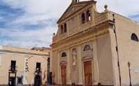 CHIESA MADRE O COMUNEMENTE CHIAMATA CHIESA RANNI    - Santa maria di licodia (5532 clic)