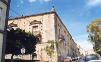 Il Palazzo del Principe Branciforte che nel '600 fondò Scordia  - Scordia (7185 clic)