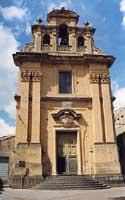CHIESA DI SANTA MARIA MAGGIORE  - Scordia (6577 clic)