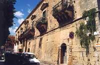 PALAZZO BRANCIFORTE (QUELLO CHE RESTA)  - Scordia (9454 clic)