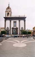 chiesa madre ss. maria dell'Idria   - Viagrande (6100 clic)