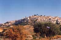 Panorama di Vizzini visto da sud est  - Vizzini (7064 clic)