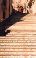 Salita Lucio Marineo ('A Scalazza)  - Vizzini (6961 clic)