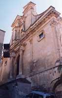 chiesa madre entrata principale  - Vizzini (2332 clic)