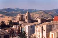 Belvedere Sud. Vista sulla Valle del Dirillo.   - Vizzini (6977 clic)
