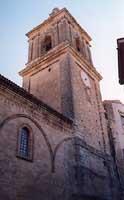 Chiesa Madre - Torre campanaria.  - Vizzini (2554 clic)