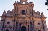 Chiesa di San Giovanni Battista  - Vizzini (5018 clic)