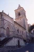 Chiesa Madre - ex sede della Corte Capitanale  - Vizzini (2541 clic)