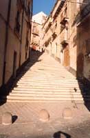 Salita Lucio Marineo (A scalazza)  - Vizzini (5372 clic)