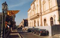 Palazzo Comunale  - Zafferana etnea (3706 clic)