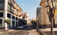 Via Garibaldi  - Zafferana etnea (4013 clic)