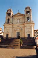 Chiesa Madre Maria SS. della Provvidenza  - Zafferana etnea (6786 clic)