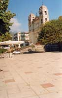 P.za Belvedere e Chiesa Madre  - Zafferana etnea (4802 clic)