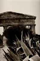 Tempio di Segesta  - Segesta (1964 clic)