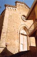 facciata chiesa s.antonio abate  - Agira (4180 clic)