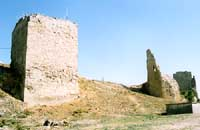 CASTELLO SARACENO (costruito dagli Arabi nell'anno 900)   - Agira (3592 clic)