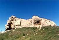 La rupe di Cerere, la leggenda narra fosse un tempio dedicato alla mitica dea  - Enna (4862 clic)