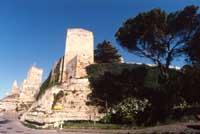 Il castello di Lombardia  - Enna (3421 clic)