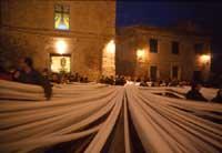 Processione de lu Signuri di li fasci PIETRAPERZIA Giuseppe Iacono