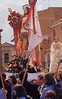 Pasqua a Barrafranca  - Barrafranca (10782 clic)