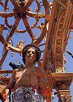 Festa di San Sebastiano a Cerami  - Cerami (7048 clic)