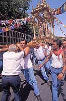 Festa di San Sebastiano a Cerami  - Cerami (17060 clic)